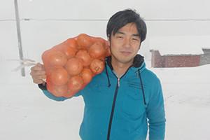 北海道倶知安町 青柳さん