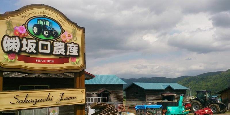 北海道富良野市 坂口農産